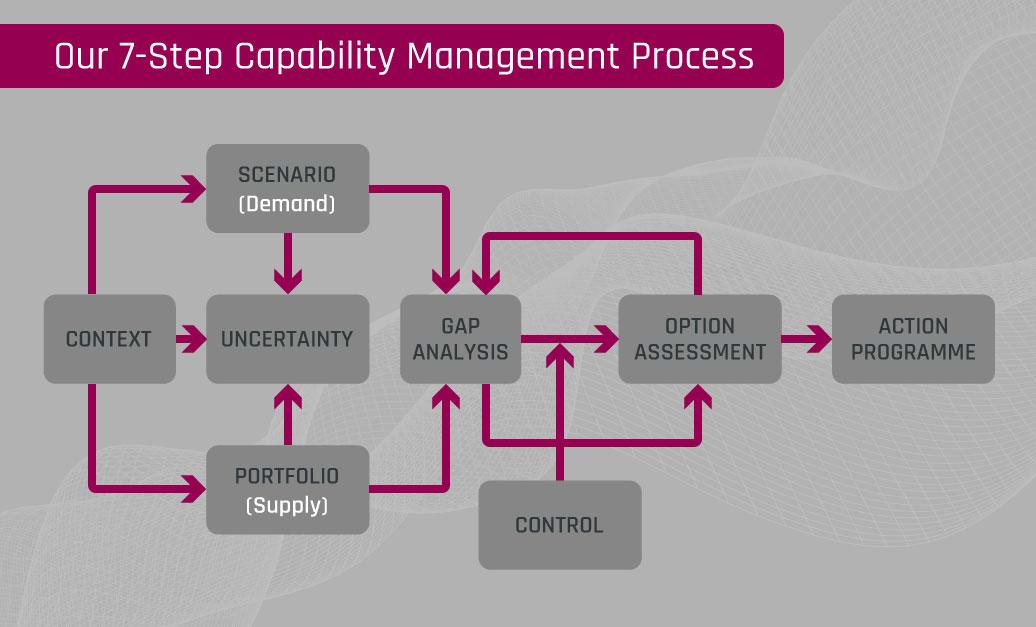 7 Step Capability